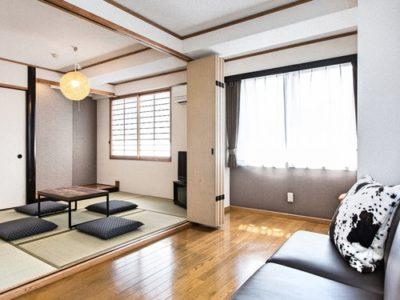 【40平米のお部屋を貸切】キッチン付きの3DKで広々とご宿泊♪コンドミニアムステイプラン